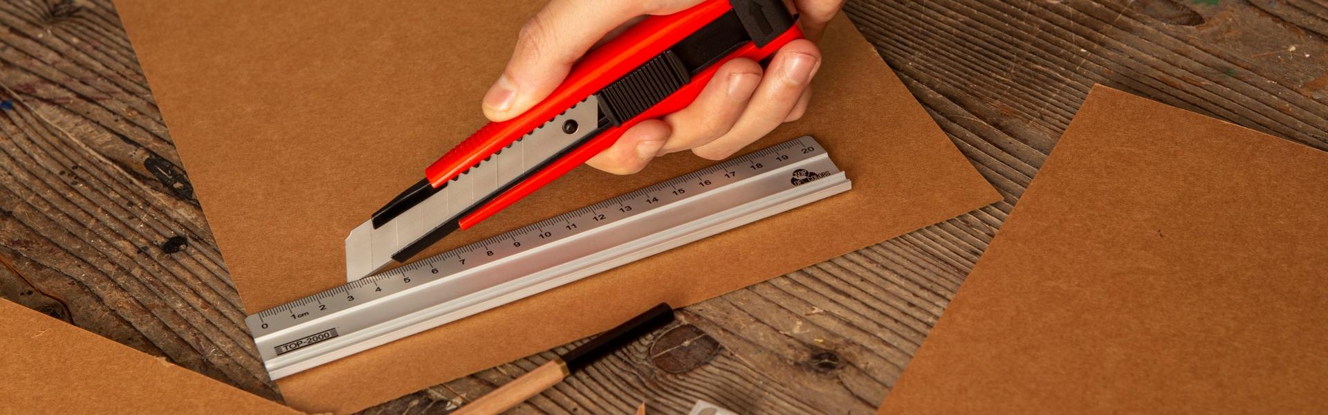 Sağlam, Güçlü, Keskin ve Güvenli Maket Bıçakları
